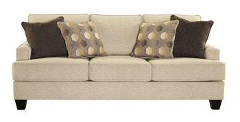 Superbe Ashley Birelyn Linen Sofa