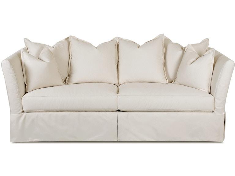 Klaussner Fifi Slipcover Sofa Upsokl13144a