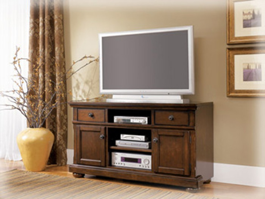 Home Entertainment Ashley Porter Tv Stand W697 20 American Factory Direct Baton Rouge La