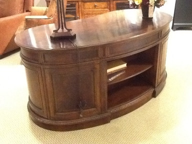 Clearance Hekman New Orleans Kidney Desk Was: $5929.00 Now: $2799.00 11340
