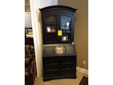 Clearance Thomasville Britain Secretary Desk and Hutch Was $5775.00 Now $1999.00 85139-670