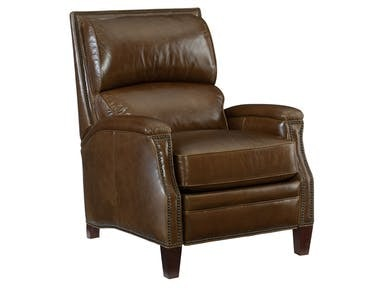 Bernhardt Close Out Leather Recliner