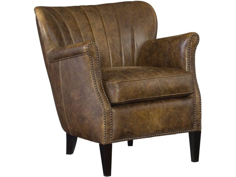 Bernhardt Kipley Leather Chair 1323L HB