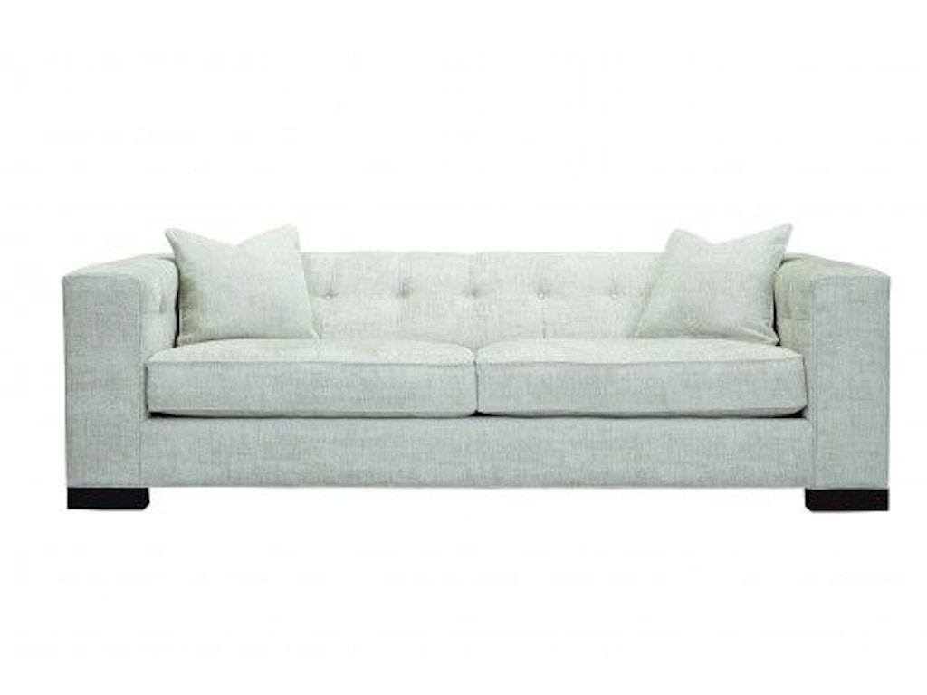 Southern Furniture Company Living Room 8ft Ashton Sofa 24581 Louis Shanks Austin San