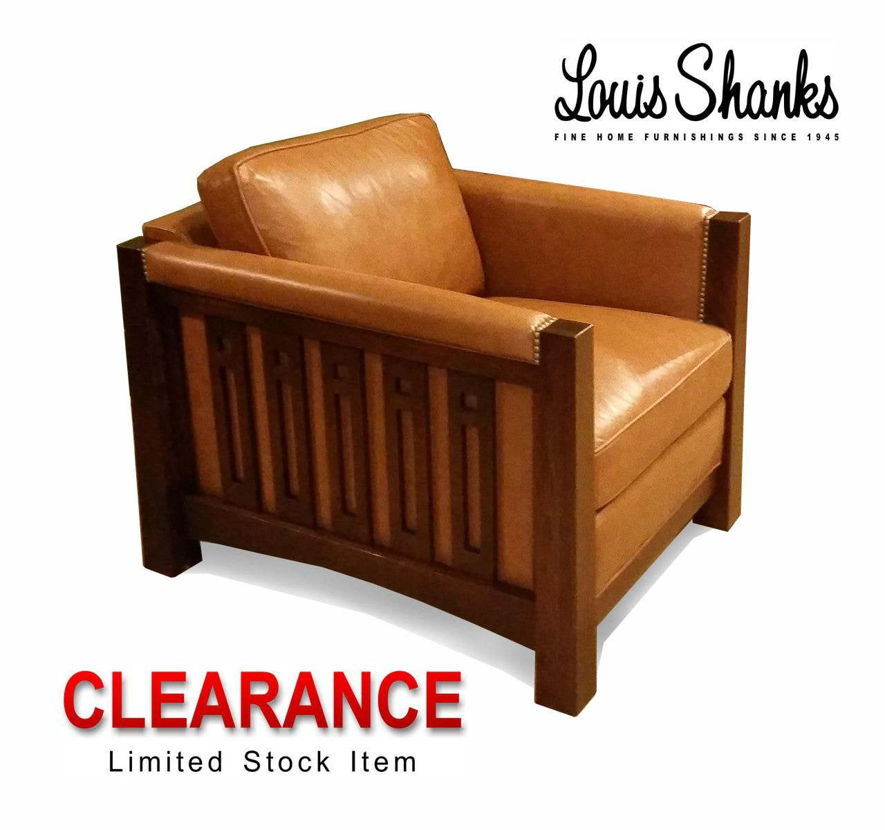 Clearance Highlands Chair