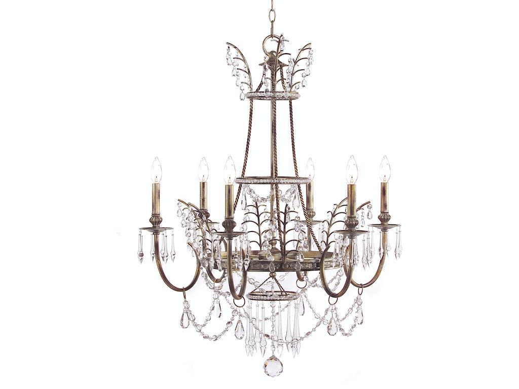 Accessories lighting louis shanks austin san antonio tx john richard versailles six light chandelier arubaitofo Gallery
