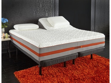 Dormeo 2 BEDS IN ONE! Enjoy the comfort and customization of an adjustable bed without sleeping in different beds!