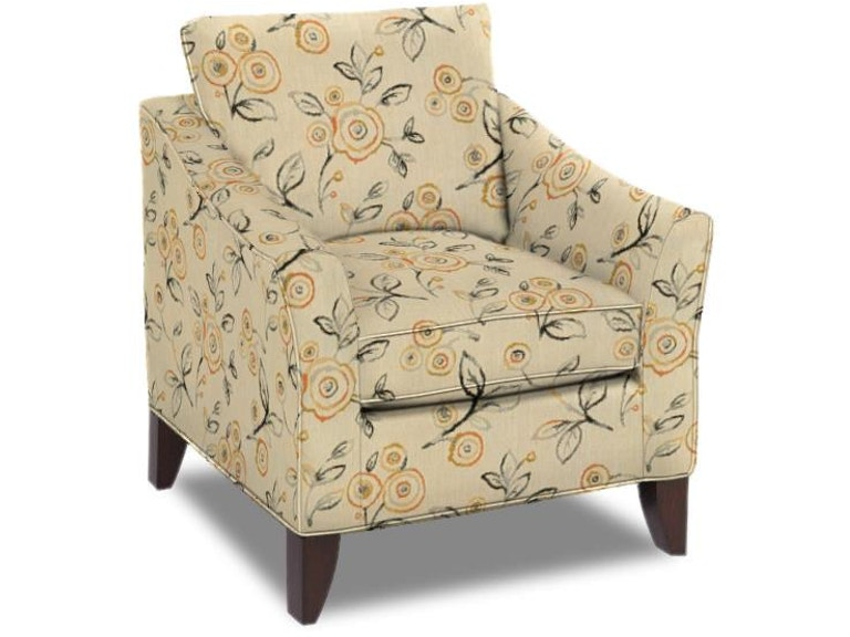 Cozy life accent chair 535660 talsma furniture for Cozy accent chair