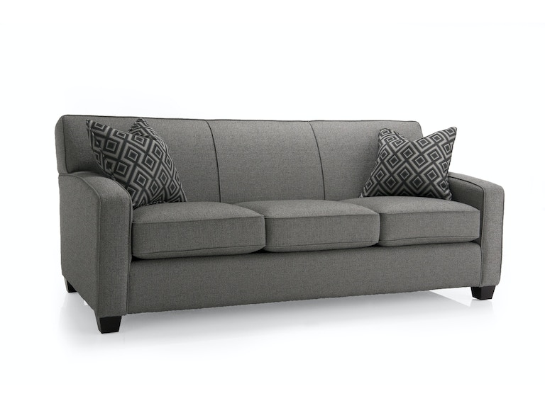 Decor Rest Sofa With Pillows 382248 Talsma Furniture Hudsonville Holland Byron Center