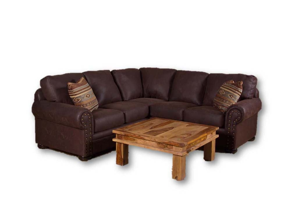 Intermountain Furniture Living Room Colt Sectional 1109 Mountain Comfort Furnishings Summit
