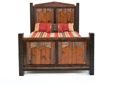 Buffalo Bill Cody Bed