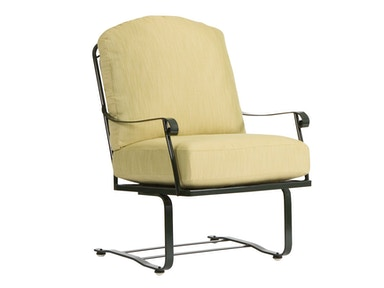 Iron Spring Lounge Chair