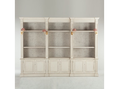 GIVERNY BOOKCASE 122""
