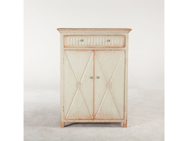 "LIBRARY 37"" WINE CABINET"