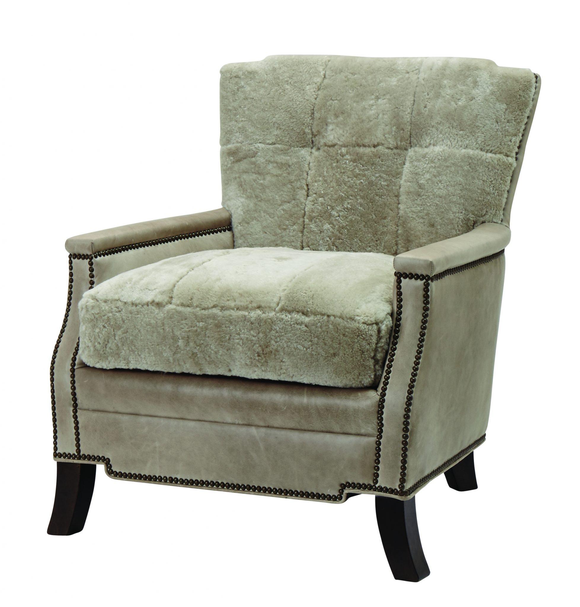 shearling darling chair