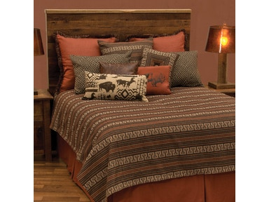 Black Bison Bedding Collection