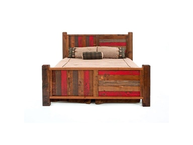 Red Barn Bed