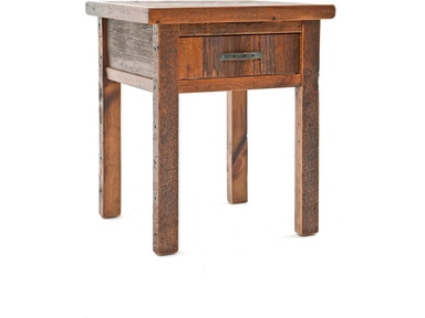 Barn Nightstand