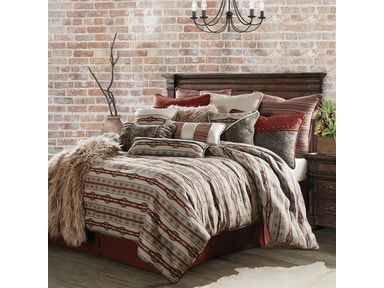 Silver Heels Bedding Collection