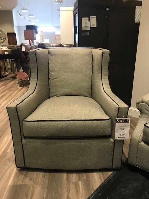 Norwalk Furniture GAYLORD SWIVEL CHAIR 1718079