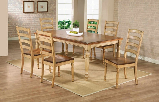 Winners Only DQ14 Seven Piece Dining Set