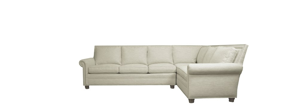 Vanguard Furniture Simpson Sectional Vanguard Furniture