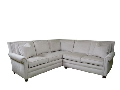 Vanguard Furniture Simpson Sectional 651-LCS/RAL