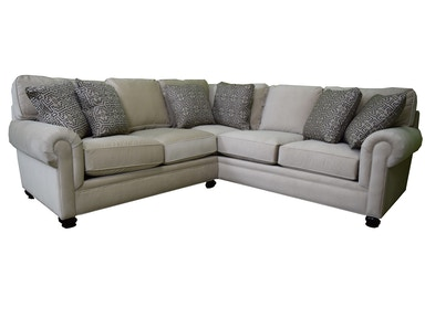 Hickory Craft Foster Sectional 755255/32