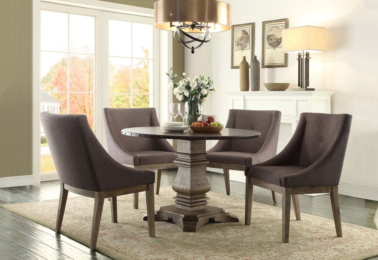 Delightful Vintage Modern Dining Chairs 14933