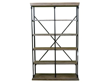 Vintage Industrial Bookcase 14191-1