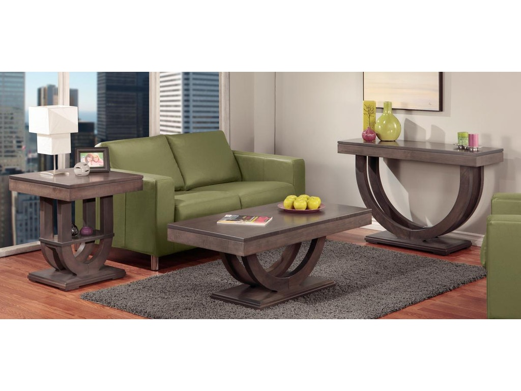 Living Room Art Oshawa Handstone Contempo Pedestal Coffee Table P Cop2346