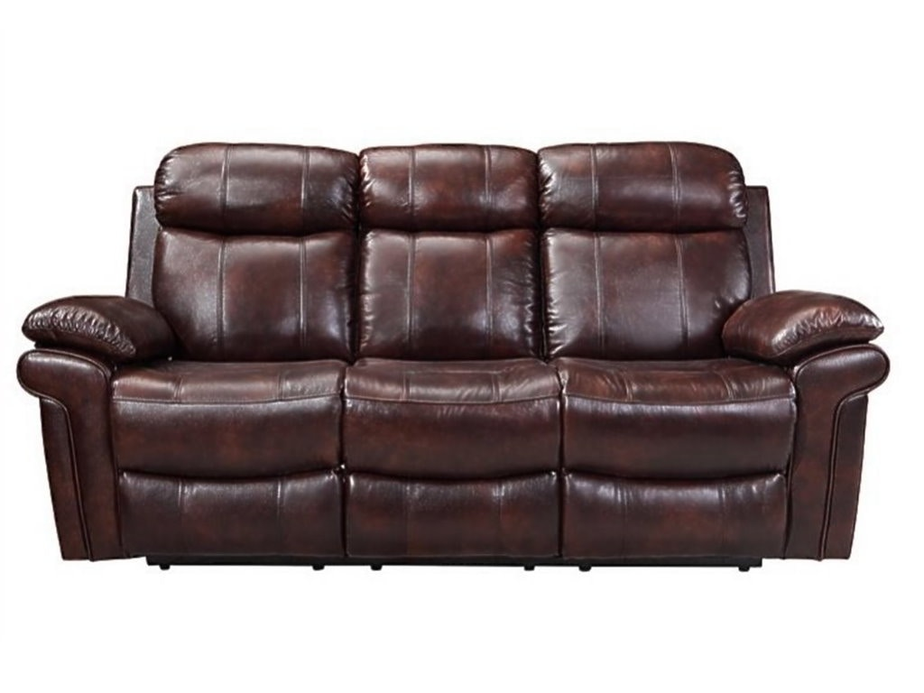 Leather Italia USA Power, Leather Sofa 2117 Sofa