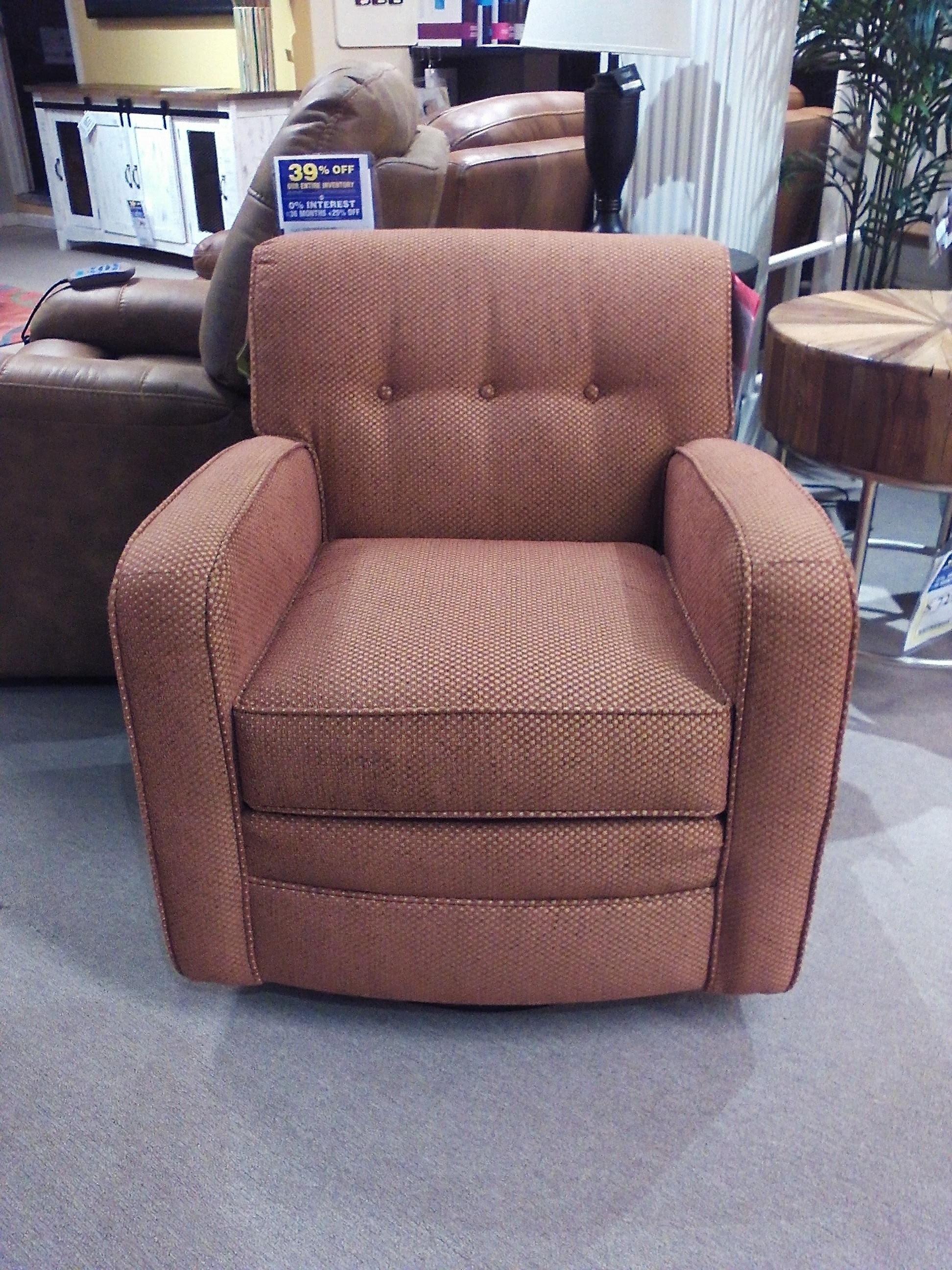 Flexsteel Swivel Chair 650 13
