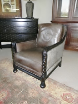 1274 Chair. Upholstery Chair 1274