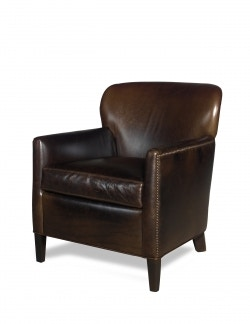 Carolina Custom Leather Custom Upholstery Chair 133 133 Chair
