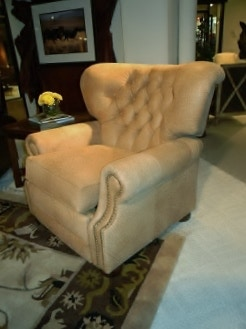 Exceptional Carolina Custom Leather Custom Upholstery Recliner 200R 200R Rec