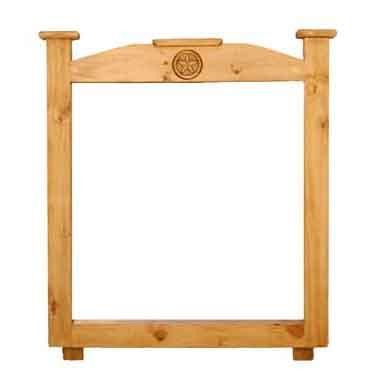 02 M Tx Mirror American Oak And More Furniture Store Montgomery Al