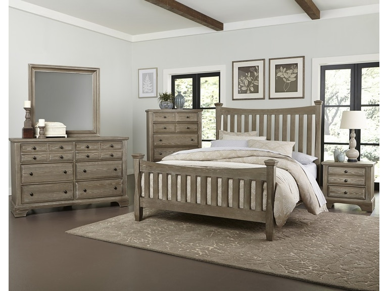 Lifestyle Furniture by Babette\'s Wyatt Complete 5 Pc King Bedroom ...