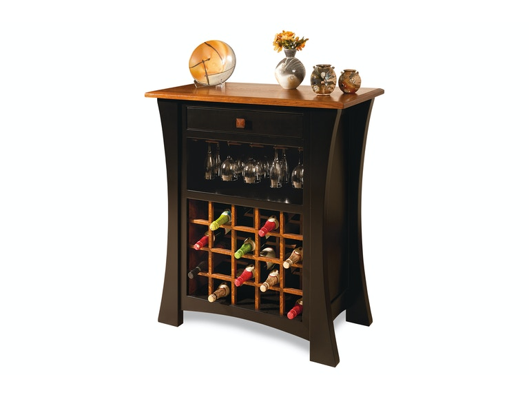 County Line Arvig Wine Cabinet