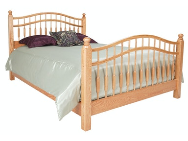 Abalone Spindle Bed