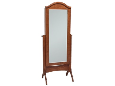 Abalone Lindsay Jewelry Cheval Mirror