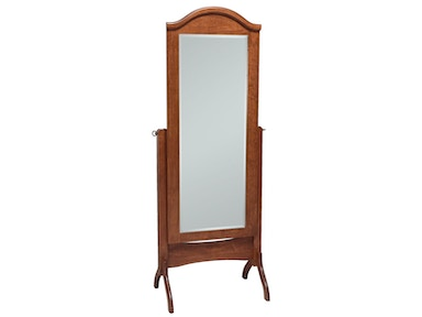 Abalone Lindsay Cheval Mirror-no Jewelry