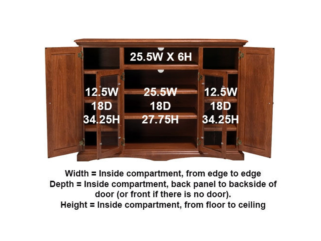 Abalone Home Entertainment Lindsay Tv Console 4 Door Aw1370 Borofka S Furniture Woodbury And