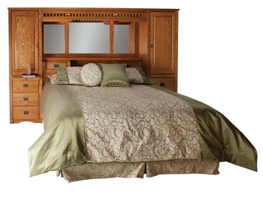 Abalone Narrow Bed Wall