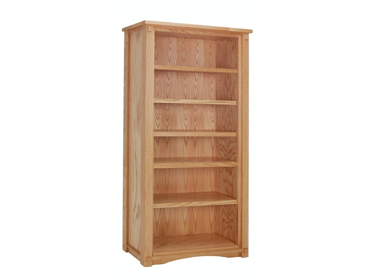 Abalone Spencer 6' Bookcase AW2206