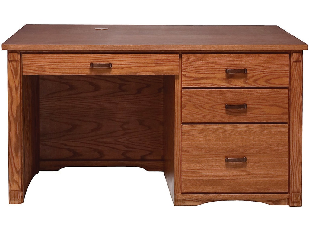 Abalone home office single desk aw2280 borofka s furniture woodbury and burnsville mn Home choice furniture burnsville mn