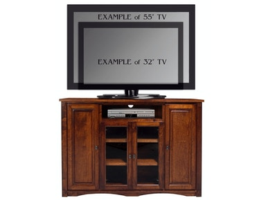 Abalone Spencer TV Console-4 Door