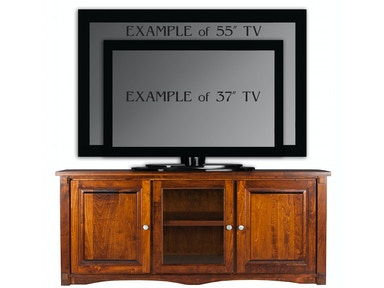 Abalone Spencer 26in TV Stand - D