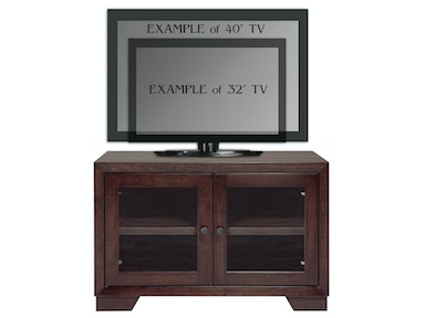Abalone Nevaeh 26in TV Stand - A