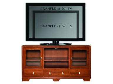 Abalone Nevaeh 36in TV Stand - E
